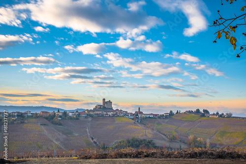Castello di Serralunga d'Alba, Cuneo Poster