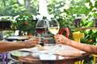 Restaurant drinks, fresh summer, cold