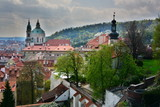 Petrshin view, Prague, Czech