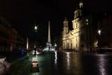Roma di notte: Piazza Navona - 181269127