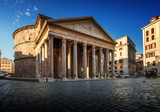 Pantheon in Rome, Italy - 181291108