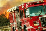 Firefighting Operations Truck - 181296321