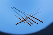 acupuncture needles - 181361176