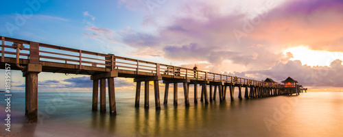 Coastal dreams - Sunset Pier
