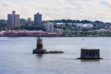 Beacon in New York Harbor - 181400323