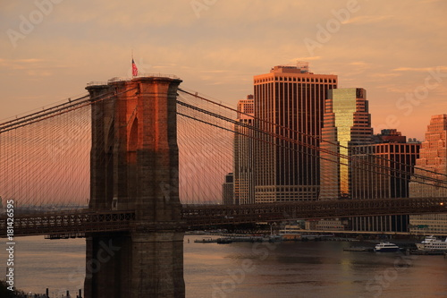 Staande foto Brooklyn Bridge Brooklyn Bridge