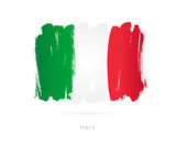Flag of Italy. Abstract concept - 181429702