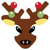 christmas deer - 181430929