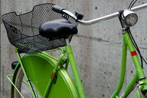 Deurstickers Fiets bicycle