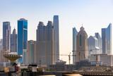 skyline di Dubai - 181449199