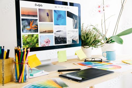 Home Graphic Design Studio | Flisol Home