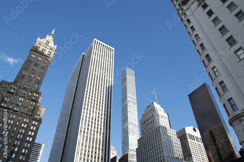 Trump Tower; General Motors Building; Sherry-Netherland Hotel; Upper East Side