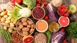 assorted diet food - 181494750