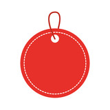 blank tag icon image - 181496317