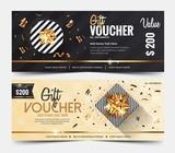 Vouchers Design - 181498934