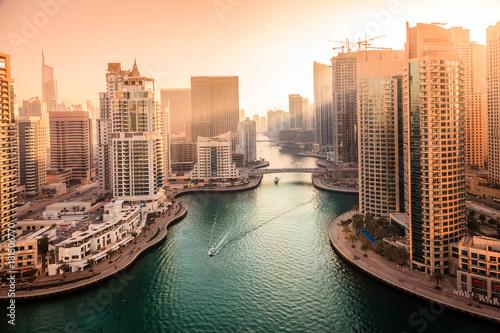 Foto op Plexiglas Dubai Dubai Marina