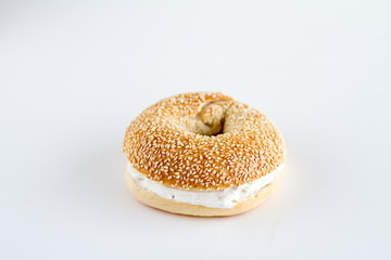 Creamcheese bagel