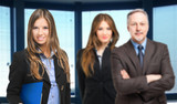 Group of business people - 181516709