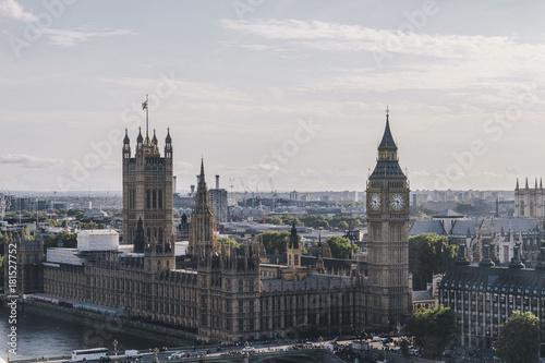 Staande foto London Trip to London