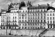 a typical building of Paris