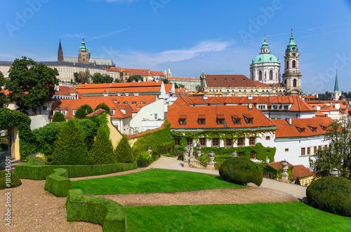 Deurstickers Praag Prague Old Town, Czech Republic