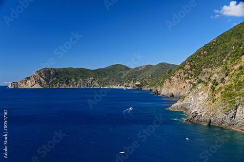 Fotobehang Liguria Chinque Terre