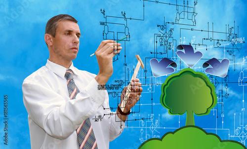 Safery climate.ecology technology