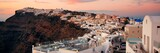 Santorini skyline sunset - 181572722