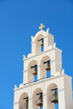 Santorini bell tower - 181572735