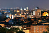 Rome night view - 181573556