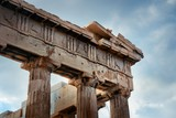 Parthenon temple - 181573729