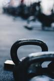 Heavy metal kettlebells weights - 181592934
