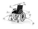 Wheelchair problem - 181594969