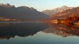 Riflessi nelle acque del lago di Annone ad Oggiono - 181597123