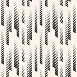 Abstract graphic seamless pattern with vertical halftone lines, tracks, stripes. Sports pattern. Urban pattern