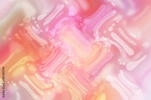 In de dag Abstract wave abstract color blur background