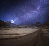 Valle de la Luna (Moon Valley) - 181678751