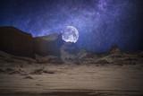 Valle de la Luna (Moon Valley) - 181678761