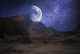 Valle de la Luna (Moon Valley) - 181678771