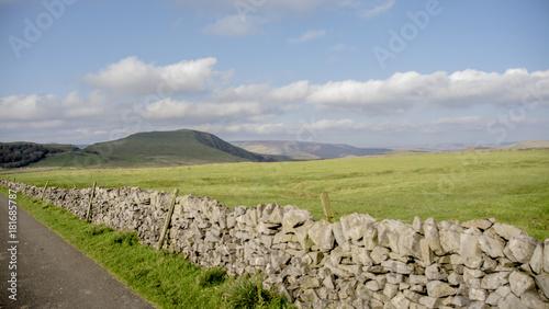 Foto op Canvas Pistache Mam Tor - Peak District