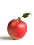 appel met steel en blad - 181765721