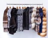Fur coats. - 181807950