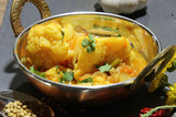Cauliflower curry with spices - 181813174