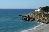 Andalousie Espagne  plage mer vacances océan environnement