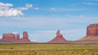 Monument Valley from Road