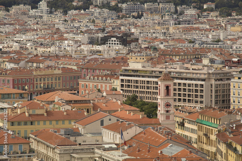 Foto op Canvas Nice Hills of Nice France 2