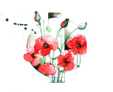 poppies - 181828172
