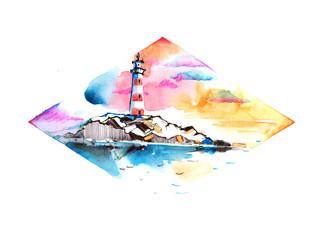 lighthouse © okalinichenko