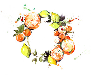 citrus, © okalinichenko