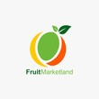 Fruit Market Logo - 181850730